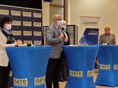 Le Département de l'Isère présente un Plan montagne doté de plus de 3 millions d'euros