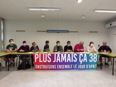 Le collectif Plus jamais ça se décline en Isère pour porter des propositions de rupture face aux enjeux de demain