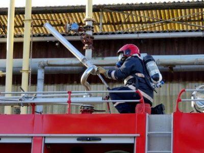 Pompier UNE