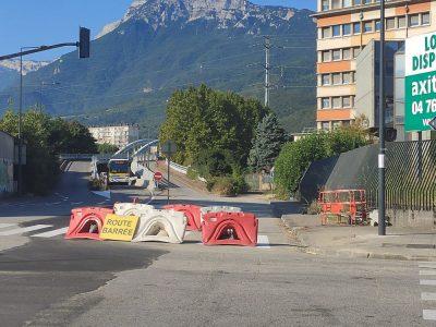 Fermeture du pont Esclangon: Fontaine appelle à manifester contre le
