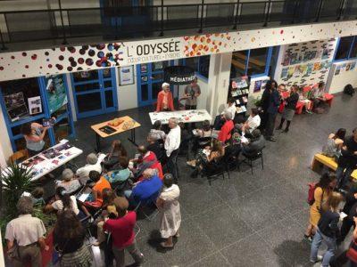 Présentation de la saison culturelle à l'Odyssée, Vendredi 27 septembre