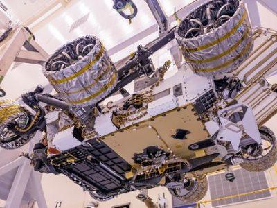 L'atterrissage sur mars du rover Perseverance prévu le 18 février, avec un peu de Grenoble à son bord