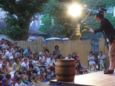Festival Cour du Vieux Temple. © Joel Kermabon - placegrenet.fr