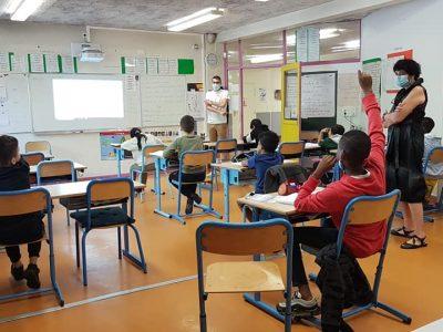 Une école et 159 classes fermées dans l'Académie de Grenoble pour cause de Covid-19 au 16 septembre