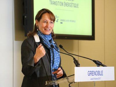 Grenoble, laboratoire du futur ? Exemple mondial de la civilisation urbaine ? En visite à Grenoble, Ségolène Royal en est repartie visiblement emballée.
