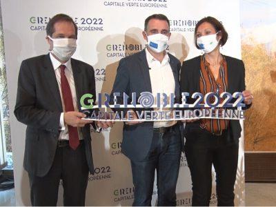 Grenoble Capitale verte européenne 2022 lance son site Internet et un appel à participation
