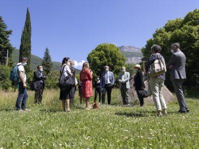 Un centre de crise pour adolescents annoncé pour 2023 face au musée Hébert à La Tronche
