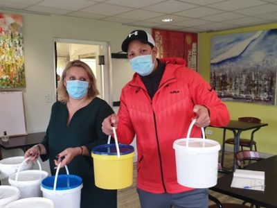 Aide alimentaire: le Département de l'Isère et la Ville de Grenoble en soutien des associations