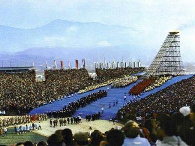 JO de Grenoble de 1968 © DR