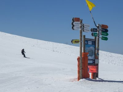 L'Espace Villard-Corrençon, domaine skiable de Villard-de-Lans Corrençon-en-Vercors. © Yuliya Ruzhechka - Place Gre'Net