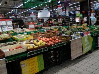 Opération de contrôle des étiquettes le 9 mars dans des enseignes de La-Tour-du-Pin