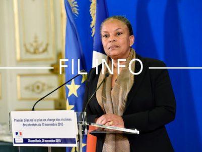 L'ex garde des Sceaux Christiane Taubira soutient les candidats de la gauche écologiste en Isère. Un nouveau pied de nez aux socialistes canal historique.