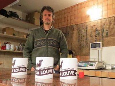 Tom Boothe, co-fondateur de la Louve à Paris. DR