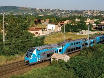 La SNCF et la Région Auvergne-Rhône-Alpes partenaires pour l'opération « TER de France »