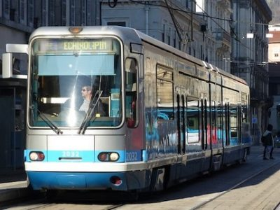 Tramway Grenoble Une