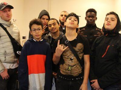 Les jeunes talents d'Echirolles ©Anaïs Mariotti - placegrenet.fr