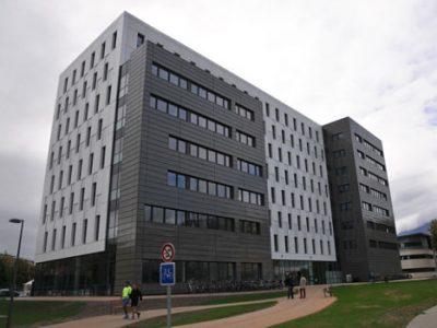 Bâtiment Centre de Compétences - CEA Grenoble. © Paul Turenne