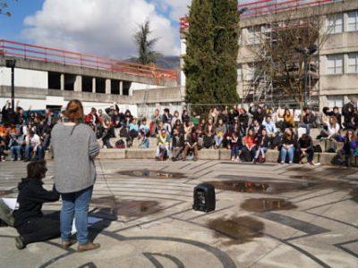 Les étudiants de l'Université Grenoble Alpes (UGA) poursuivent leur lutte contre la loi Vidal et les violences policières. Ce lundi, ils entament le blocage de l'ex-université Stendhal