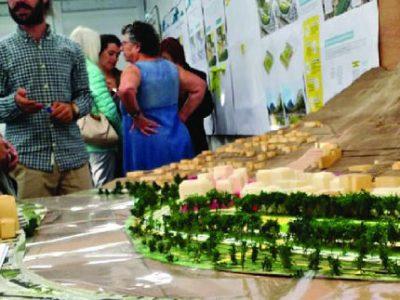 UNE Café de projet destinée aux habitants du quartier (maison du projet)