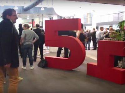 Les DeepTech, innovations technologiques basées sur des avancées scientifiques majeures, étaient présentées ce jeudi 31 mai à Grenoble lors du forum 5i.Forum 5i 2018 au World Trade Center. © Elisa Montagnat - Placegrenet.fr