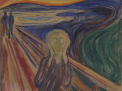 UNE - Le cri de Munch