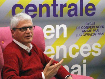 Le chercheur Sebastian Roché a présenté les grandes lignes de son ouvrage De la police en démocratie, paru fin 2016 aux éditions Grasset, au cours d'une conférence donnée à Grenoble dans le cadre du cycle de conférences