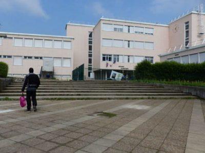 Collège Olympique, quartier du Village Olympique à Grenoble © Samuel Ravier - Place Gre'net