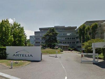 UNE projet Artelia Echirolles DR