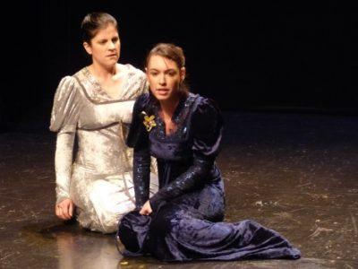 Théâtre du Créarc, pièce Barbe bleue