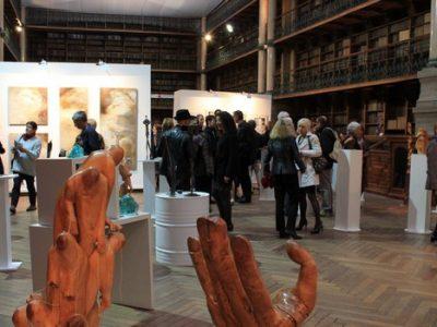 91ème salon de la société des amis des arts de Grenoble © Maïlys Medjadj – placegrenet.fr
