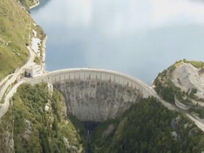 UNE Centrale hydroélectrique Site EDF