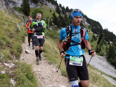 coureurs trail Grenoble © Ut4M