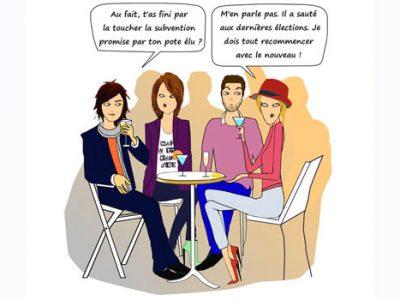 Clientélisme © Véronique Magnin - placegrenet.fr