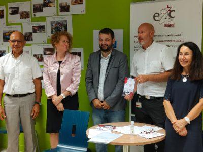 E2C et Enedis signent une convention de partenariat pour favoriser l'apprentissage