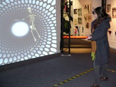 Exposition Confidences d'outre-tombe au musée dauphinois de Grenoble. © Delphine Chappaz - placegrenet.fr