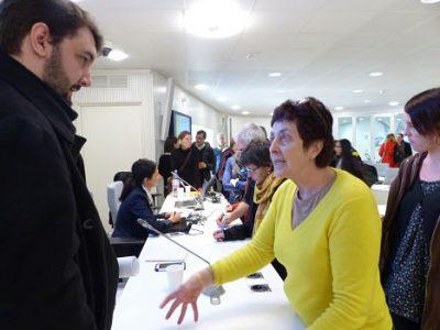 Trois questions à Amélie Artis, enseignante à Sciences Po Grenoble, qui accueille un séminaire pour clore le Mois de l'Économie sociale et solidaire (ESS).