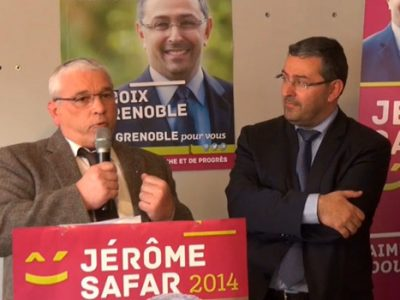 Jérôme Safar élections municipales entre-deux-tours