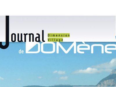 Journal sonore municipal de Domène