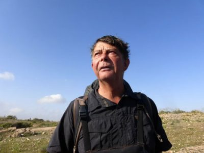 En trois ans, Matthieu de Lamarzelle, originaire de Voiron a marché tout autour de la Méditerranée