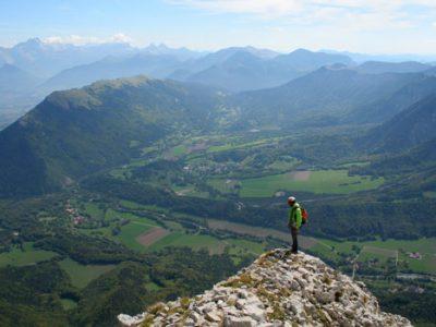 Mont Aiguille.