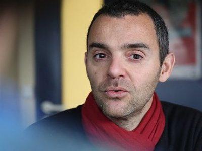 Olivier Bertrand, conseiller municipal délégué à l'Animation, aux Évènements et Temps festifs de la Ville de Grenoble © Nils Louna / placegrenet.fr