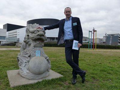 Pascal Clouaire, adjoint de la Démocratie locale à Grenoble, lors des Assises citoyennes Actes 2 © Séverine Cattiaux - Place Gre'net