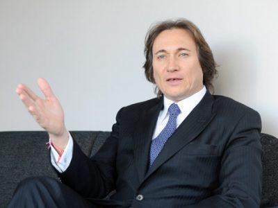 Pierre Streiff, président de la fédérarion du BTP de l'Isère.
