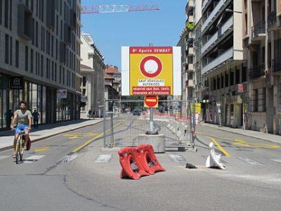 Le juge des référés a une nouvelle fois rejeté la requête d'opposants au projet de piétonnisation du centre-ville de Grenoble.