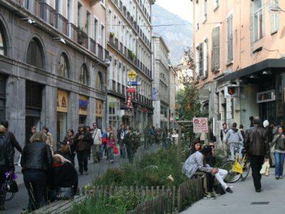 Rue Lafayette. © Véronique Magnin - Place Gre'net