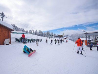 La station de ski de Saint-Pierre-de-Chartreuse. Crédit Chartreuse Tourisme - D. Mignot