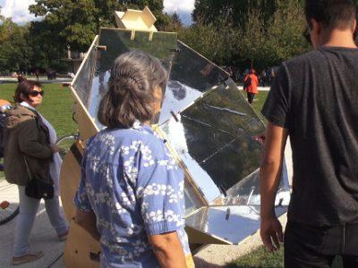 Ce 23 septembre, la Fête des possibles a permis au public de découvrir des initiatives locales contribuant à un projet de société juste et durable.
