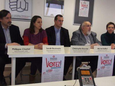 Le Comité départemental d'organisation de la primaire de l'Isère a présenté, ce 9 janvier, son dispositif pour la primaire de la gauche et des écologistes