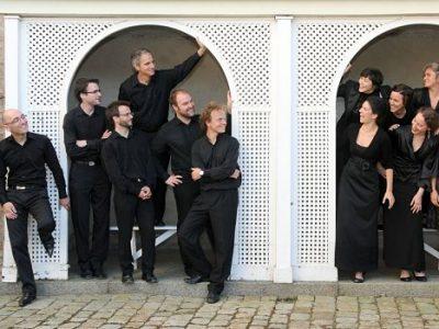 Le choeur de l'ensemble Spirito, présent pour le festival Berlioz qui fête les 80 ans du compositeur Gilbert Amy