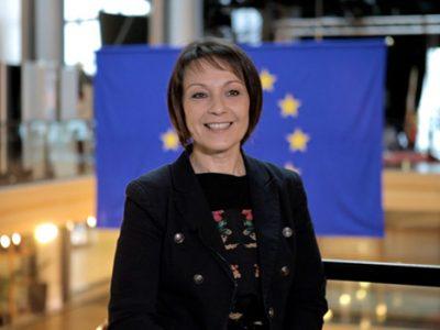 L'eurodéputée Sylvie Guillaume PSE S&D sur la liste Sud Est de Vincent Peillon élue Vice-Présidente du Parlement européen